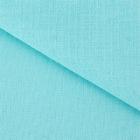Ткань 50*55 см декор.  PEPPY Краски жизни люкс  100% хлопок цв. 13-4810 бирюзовый