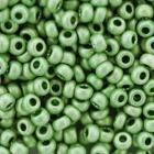 Бисер Preciosa Чехия (уп. 5 г) 18556 зеленый металлик