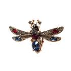 Брошь BR 946 «Летящий жук»