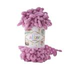 Пряжа Пуффи (Puffy), 100 г / 9.2 м  098 розово-сиреневый