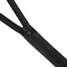 Молния Т5 спираль авт. обувная G005A 55 см чёрный