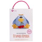 Набор мягкая игрушка ТК-001 «Птичка Кроша» 558283 15 см