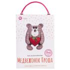 Набор мягкая игрушка ТК-005 «Медвежонок Проша» 558277 25 см