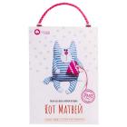 Набор мягкая игрушка ТК-007 «Кот Матвей» 558273 25 см