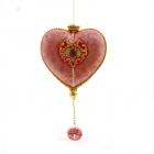 Сердце барельефное 15*16 см
