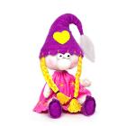 Набор для шитья Кукла Перловка из фетра ПФГ-1555 «Гномочка» 14 см
