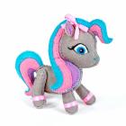 Набор для шитья Кукла Перловка из фетра ПФД-1062 «Пони» 13 см