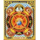 Рисунок для вышивания бисером Благовест И-5082 Всевидящее Око Господне  13,5*17