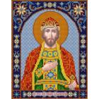 Рисунок на ткани «Конек 9341 Св. Борис» 20*25 см