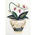Рисунок на ткани «Конек 9495 Цветы и птицы 1 » 29*39 см