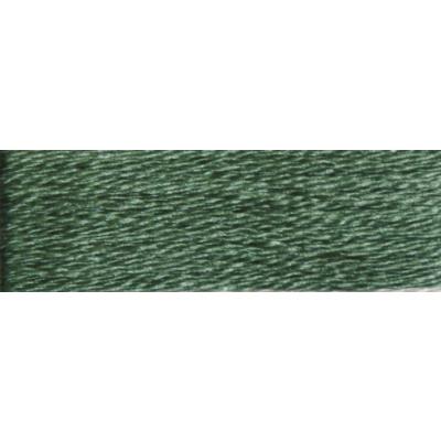 Мулине DMC 8м, 502 сине-зеленый в интернет-магазине Швейпрофи.рф