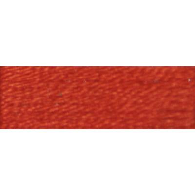 Мулине DMC 8м, 606 яркий красно-оранжевый в интернет-магазине Швейпрофи.рф