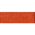 Мулине DMC 8м, 608 ярко оранжевый