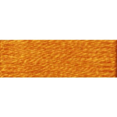 Мулине DMC 8м, 740 мандариновый в интернет-магазине Швейпрофи.рф