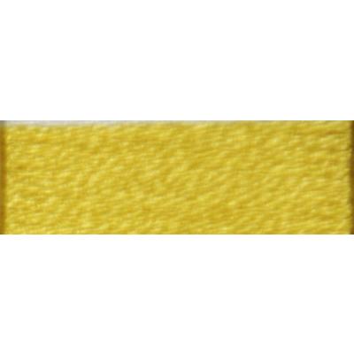 Мулине DMC 8м, 743 желтый,ср. в интернет-магазине Швейпрофи.рф