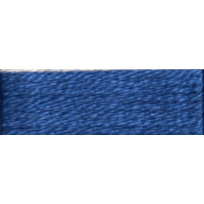 Мулине DMC 8м, 824 синий,оч.т. в интернет-магазине Швейпрофи.рф