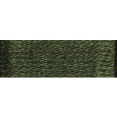 Мулине DMC 8м, 935 зеленый,ср. в интернет-магазине Швейпрофи.рф