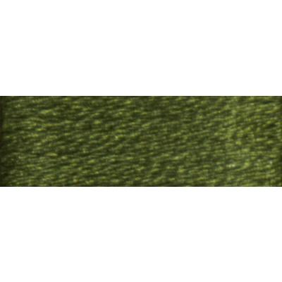 Мулине DMC 8м, 936 зеленый,оч.т. в интернет-магазине Швейпрофи.рф