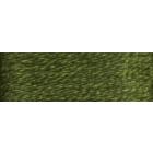 Мулине DMC 8м, 936 зеленый,оч.т.