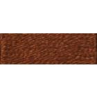 Мулине DMC 8м, 975 золотисто-коричневый,т.