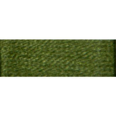 Мулине DMC 8м, 986 зеленый,оч.т. в интернет-магазине Швейпрофи.рф