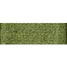 Мулине DMC 8м, 987 зеленый,т.