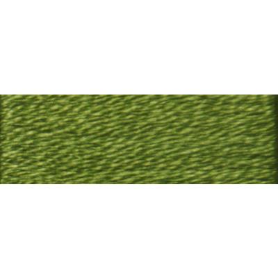 Мулине DMC 8м, желто-зеленый,ср. (3347) в интернет-магазине Швейпрофи.рф