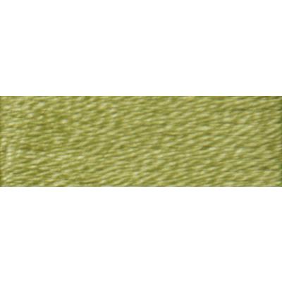 Мулине DMC 8м, 3348 желто-зеленый,св. в интернет-магазине Швейпрофи.рф