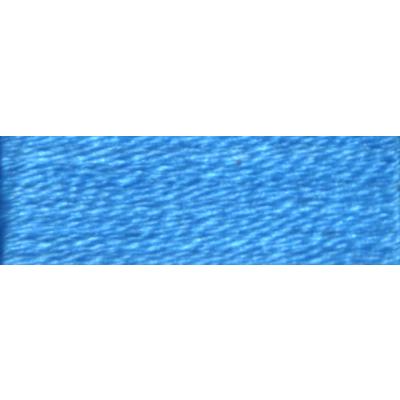 Мулине DMC 8м, 3843 синий в интернет-магазине Швейпрофи.рф