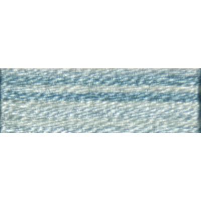 Мулине DMC 8м, 4020 белый-бл.голубой-голубой в интернет-магазине Швейпрофи.рф