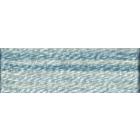 Мулине DMC 8м, 4020 белый-бл.голубой-голубой
