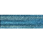 Мулине DMC 8м, 4025 серый-голубой-т.глубой