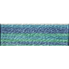 Мулине DMC 8м, 4030 голубой-салатовый-сиреневый