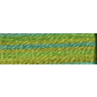 Мулине DMC 8м, 4050 зеленый-желтый-голубой