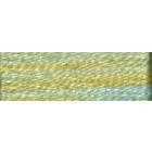 Мулине DMC 8м, 4060 бл.желтый-бл.голубой
