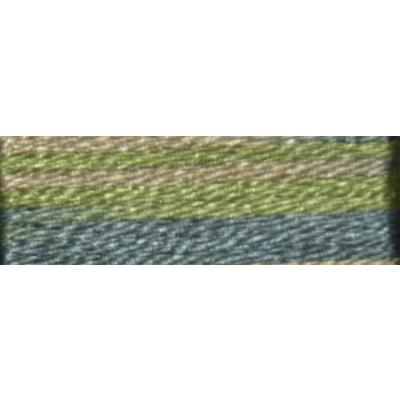 Мулине DMC 8м, 4065 бл.зеленый-бл.розовый-серый в интернет-магазине Швейпрофи.рф