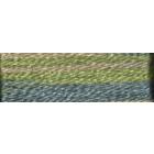 Мулине DMC 8м, 4065 бл.зеленый-бл.розовый-серый