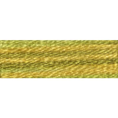 Мулине DMC 8м, 4070 св.желтый-т.желтый в интернет-магазине Швейпрофи.рф