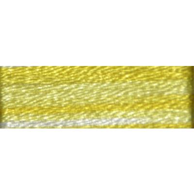 Мулине DMC 8м, 4077 св.желтый-лимонный в интернет-магазине Швейпрофи.рф