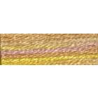 Мулине DMC 8м, 4100 желтый-бежевый-розвый