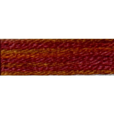 Мулине DMC 8м, 4130 красно-оранжевый в интернет-магазине Швейпрофи.рф