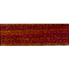 Мулине DMC 8м, 4130 красно-оранжевый