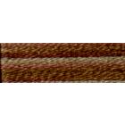 Мулине DMC 8м, 4140 св.коричневый-т.коричневый