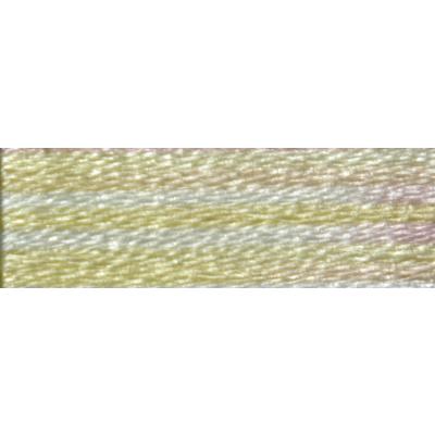 Мулине DMC 8м, 4160 белый-св.желтый в интернет-магазине Швейпрофи.рф