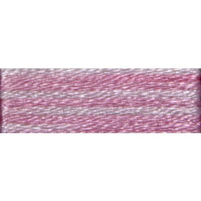 Мулине DMC 8м, 4180 бело-розовый в интернет-магазине Швейпрофи.рф