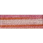 Мулине DMC 8м, 4190 св.розовый-розовый-красный