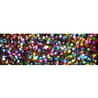 Мулине DMC 8м, е130 разноцветный,металл.