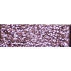 Мулине DMC 8м, розовый,металл. (е316)