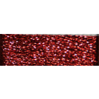 Мулине DMC 8м, красный,металл. (е321)