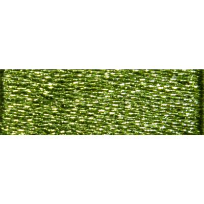 Мулине DMC 8м, е703 зеленый,металл. в интернет-магазине Швейпрофи.рф
